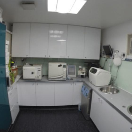 Dental room Blythe Road Dental