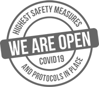 COVID19 - We are Open
